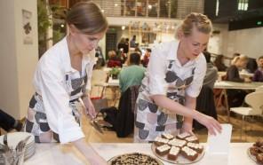 Miam Miam ! Le salon de thé d'Hôtel Bohême aux saveurs de la Finlande avec Leivonen !  -- Je salive, je veux plus d'infos ! --